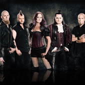 Amberian Dawn Official Band Picture 2015
