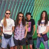 Alice In Chains by Steve Jennings