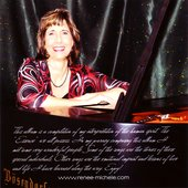 Renee´ Michele Solo Piano and Composer from Oregon USA