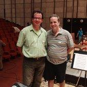 Matt Uelmen and Kirk Trevor