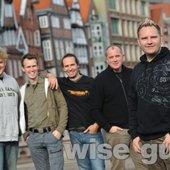Wise Guys 2009 - Nils im Vordergrund