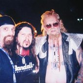 Rusty Burns (Bigfoot Johnson), Dime, D.A.C.