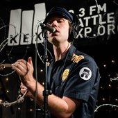Mike Krol (KEXP, 2015)