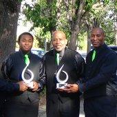 Mighty Men of Faith Hold 2015 Rhythm of Gospel Award