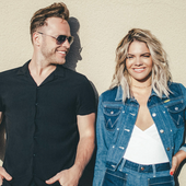 Olly Murs & Louisa Johnson
