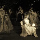 МРФ, фотосессия для 'Вальсирующих во тьме' (2012)