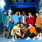 Justice Crew Friday to Sunday