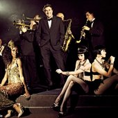 Bryan Ferry's Jazz Age Shoot