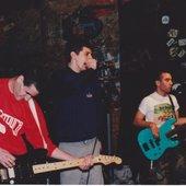 SUPERTOUCH AT CBGB, 1988. | PHOTO: Michael McGrane
