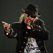 Axl Rose - O melhor vocalista do MUNDO!