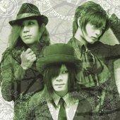 Japanese rockband Antikythera