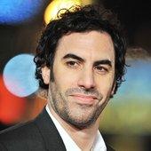 Sacha Baron Cohen at Les Miserables' UK Premiere