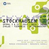 Stockhausen: Tierkreis, In Freundschaft, Spiral 1 & Japan