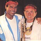 Julio Iglesias & Willie Nelson