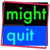 Might Quit - Single