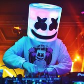 Marshmello instagram photo