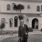 Arnold Schoenberg, Los Angeles, 1937