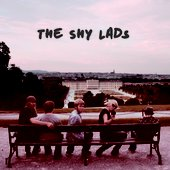 The Shy Lads EP front cover