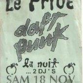 1995-11-18: Le Privé, Avignon, France