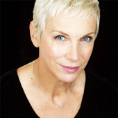 Annie Lennox - Photo's author not found.