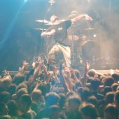 Live in Moscow 2011 (RU), Tochka Club