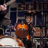 Cam Pelkey Drums
