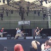 Live at Metalfest Austria 2012 Mainstage