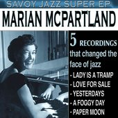 Savoy Jazz Super EP: Marian McPartland