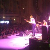 Bromheads supporting Pixies at London Troxy