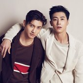 TVXQ for LEON Korea