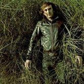 Joaqín Pascual entre la hierba