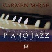 Marian McPartland's Piano Jazz Radio Broadcast with Carmen McRae
