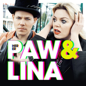 Her Er Paw&Lina - EP Cover