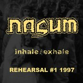 Inhale/Exhale Rehearsal #1 1997