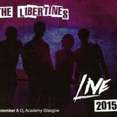 Live 2015 (September 6 O2 Academy Glasgow)