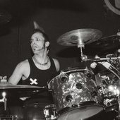 Kenny's nipples vs. the drums.