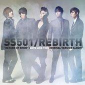 SS501 / Rebirth