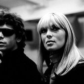 Lou Reed with Nico