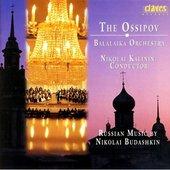 The Ossipov Balalaika Orchestra, Vol IV: Russian Music By Nikolai Budashkin, 1910-1988