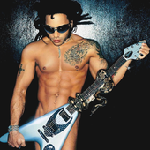Lenny Kravitz-PNG.hq