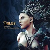 """Cover art for \""""Tales (10 years of TWM)\"""""""