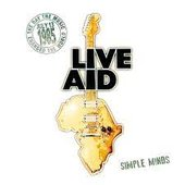 Simple Minds at Live Aid