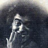Erasmo Carlos em um show com a banda A Bolha, final dos anos 70