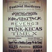 Festival Hardcore para Timor - 1999