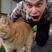 me and redcat