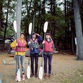 male bonding go canoeing