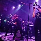 Actionesse live at Substation, Seattle