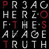 Preacherz of the Savage Truth - Square Logo