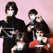 Beatles love them some tea.
