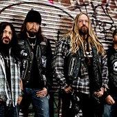 Black Label Society 2012